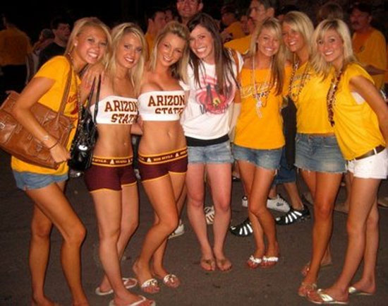 asu2 Arizona State University (ASU) Sun Devils | Top Party Schools Review