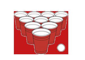 Beer Pong College Party Guru